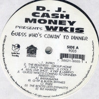 D.J. CASH MONEY - #Guess Who's Comin' To Dinner