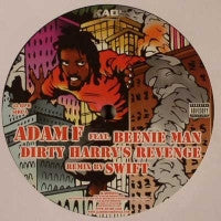 ADAM F FEAT. BEENIE MAN - Dirty Harry's Revenge