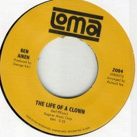 BEN AIKEN - The Life Of A Clown / Satisfied.