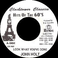 JOHN HOLT / LENNOX BROWN - Look What You've Done / Take A Look