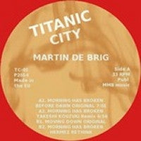 MARTIN DE BRIG -  Morning Has Broken
