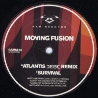 MOVING FUSION - Atlantis (Remix) / Survival