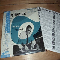 KENNY DREW TRIO - Introducing The Kenny Drew Trio - New Faces, New Sounds