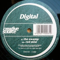 DIGITAL - The Swamp / Red Mist