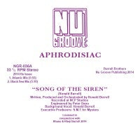 APHRODISIAC - Song Of The Siren