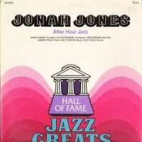JONAH JONES - After Hours Jazz