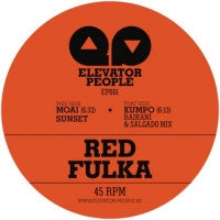 RED FULKA - Moai Sunset / Kumpo