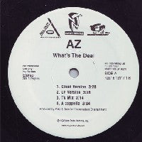 AZ - What's The Deal / Tradin' Places
