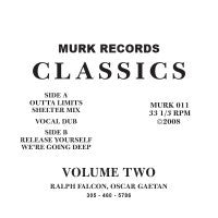 MISSION CONTROL / DEEP SIX / CORAL WAY CHEIFS - Murk Classics Volume Two
