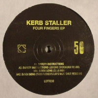 KERB STALLER - Four Fingers EP
