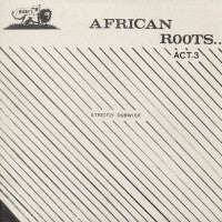 VARIOUS ARTISTS - African Roots - Act 3