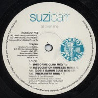 SUZI CARR - All Over Me