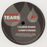 KOUROS FEATURING DRS - Tears (Remixes)