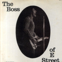BRUCE SPRINGSTEEN  - The Boss Of E Street