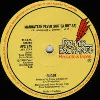 MANHATTAN FEVER - Sugar