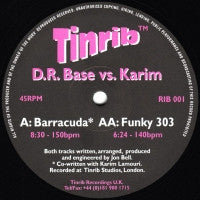 D.R. BASE VS. KARIM - Barracuda / Funky 303