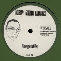 MENSAH - The Gambia / The Trailing Moons Of Saturn