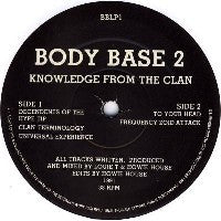 BODY BASE 2 - Knowledge From The Clan