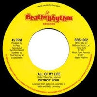 DETROIT SOUL - All Of My Life / Mister Hip