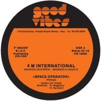 4 M INTERNATIONAL - Space Operator