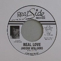 JACQUI WILLIAMS - Real Love