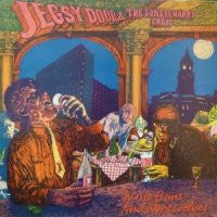 JEGSY DODD & THE SONS OF HARRY CROSS - Wine Bars And Werewolves