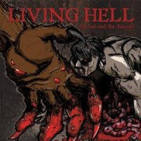 LIVING HELL - The Lost And The Damned