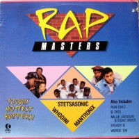 VARIOUS ARTISTS - Rap Masters
