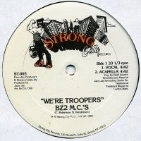 BZ2 M.C.'S - We're Troopers
