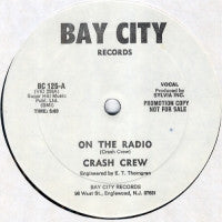 CRASH CREW - On The Radio