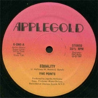 FIVE POINTS - Equality