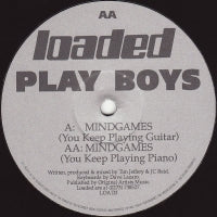 PLAY BOYS - Mindgames