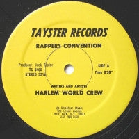 HARLEM WORLD CREW - Rappers Convention