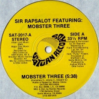 SIR RAPSALOT FEATURING MOBSTER THREE - Mobster Three