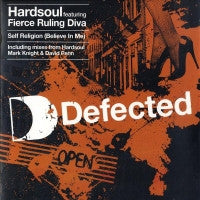 HARDSOUL FEATURING FIERCE RULING DIVA - Self Religion (Believe In Me)