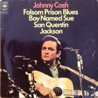 JOHNNY CASH - Folsom Prison Blues