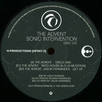 THE ADVENT - Sonic Intervention (Disc 2/2)