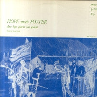 ELMO HOPE QUARTET AND QUINTET* FEATURING FRANK FOSTER - Hope Meets Foster