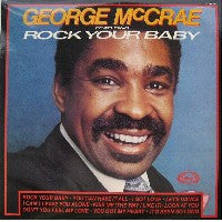 GEORGE MCCRAE - George McCrae Featuring Rock Your Baby