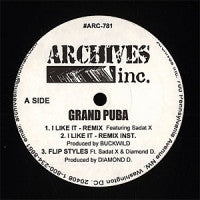 GRAND PUBA - I Like It (Remix)