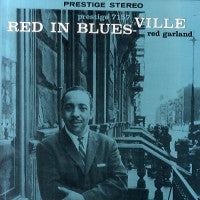 RED GARLAND - Red In Bluesville