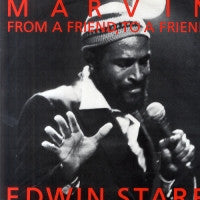EDWIN STARR - Marvin: From A Friend, To A Friend