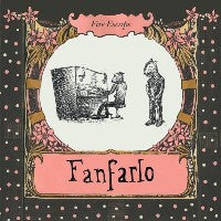 FANFARLO - Fire Escape / We Live By The Lake