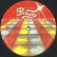 LORRAINE JOHNSON - Feed The Flame