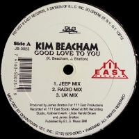 KIM BEACHAM - Good Love To You