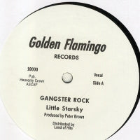 LITTLE STARSKY / LAND OF HITS ORCHESTRA - Gangster Rock