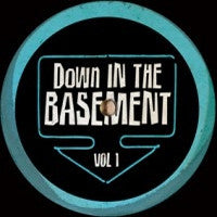 FRANK BOOKER - Down In The Basement
