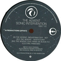 THE ADVENT - Sonic Intervention