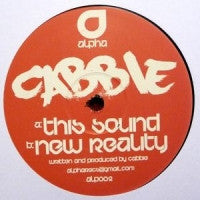 CABBIE - This Sound / New Reality