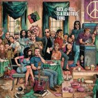 VARIOUS - Rock & Roll Is A Beautiful Thing - Alive Naturalsound Records 20th Anniversary